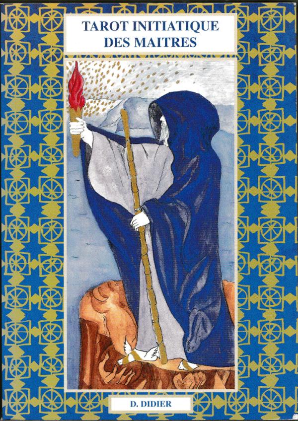 Le Tarot Initiatique des Maîtres entre dans la grande tradition du tarot symbolique et ésotérique. La Génèse, le Coran, la Bible, la Kabbale, l'Alchimie et l'Apocalypse de St-Jean sont la source d'inspiration de ce tarot.