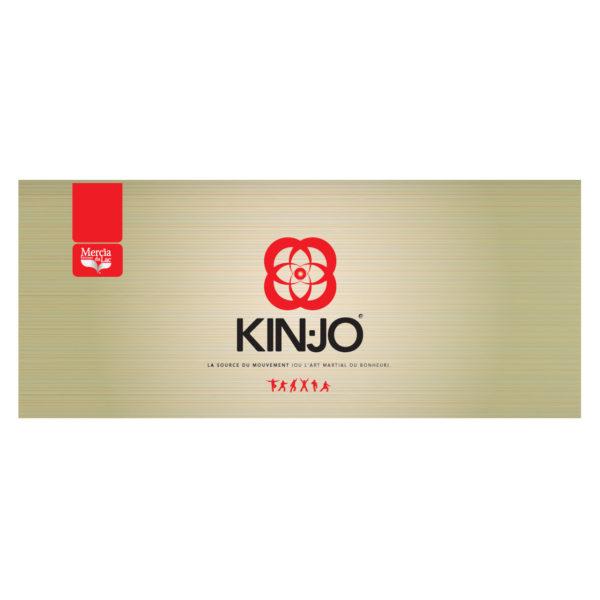 KIN-JO ® LA SOURCE DU MOUVEMENT - MP3